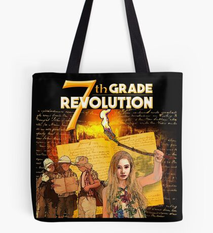 7th Grade Revolution - Tote Bags Tote Bag