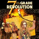 7th Grade Revolution - Tote Bags by VesuvianMedia