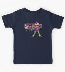 Punk Mascot Tag Kids Tee