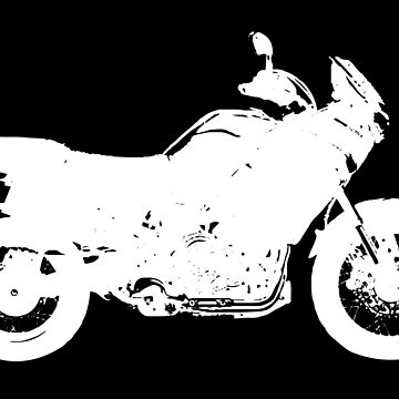 XT1200Z Super Tenere - White by rideybikes