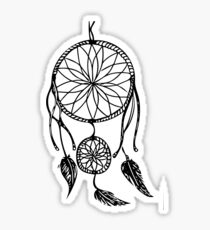 dream catcher Sticker