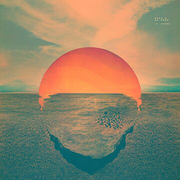 Tycho Dive Sunset Album Art de lyraphix