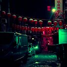 Chinatown Alleyway by Eugene Tumusiime