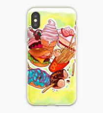 Junkfood  iPhone Case