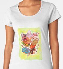 Junkfood  Women's Premium T-Shirt