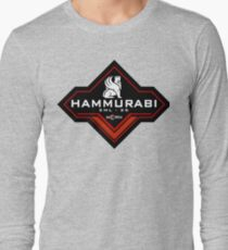 MCRN Hammurabi Crest Long Sleeve T-Shirt