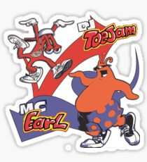 ToeJam and Earl Sticker