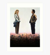 When Harry Met Sally Art Print