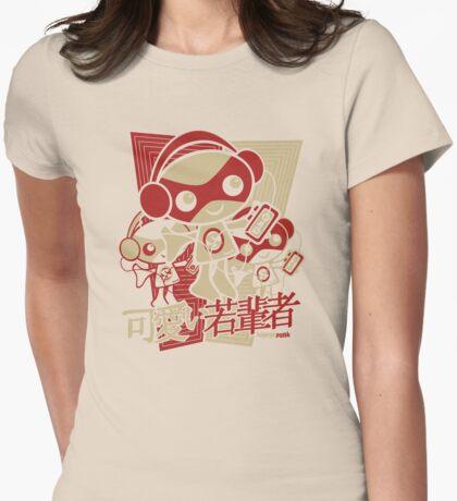 Stereo Mascot Stencil T-Shirt