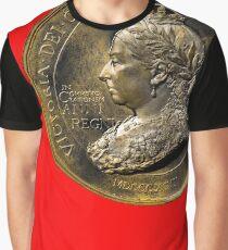 Victoria 1897. Graphic T-Shirt