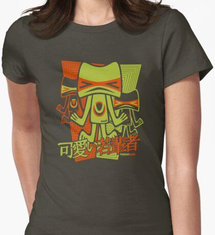 Unlucky 13 Mascot Stencil T-Shirt
