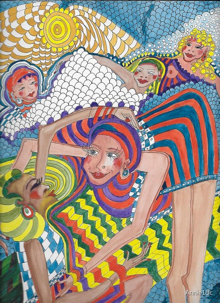 Ladies of colour by Annie18c