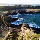 Bombo Quarry by Geoff Smith