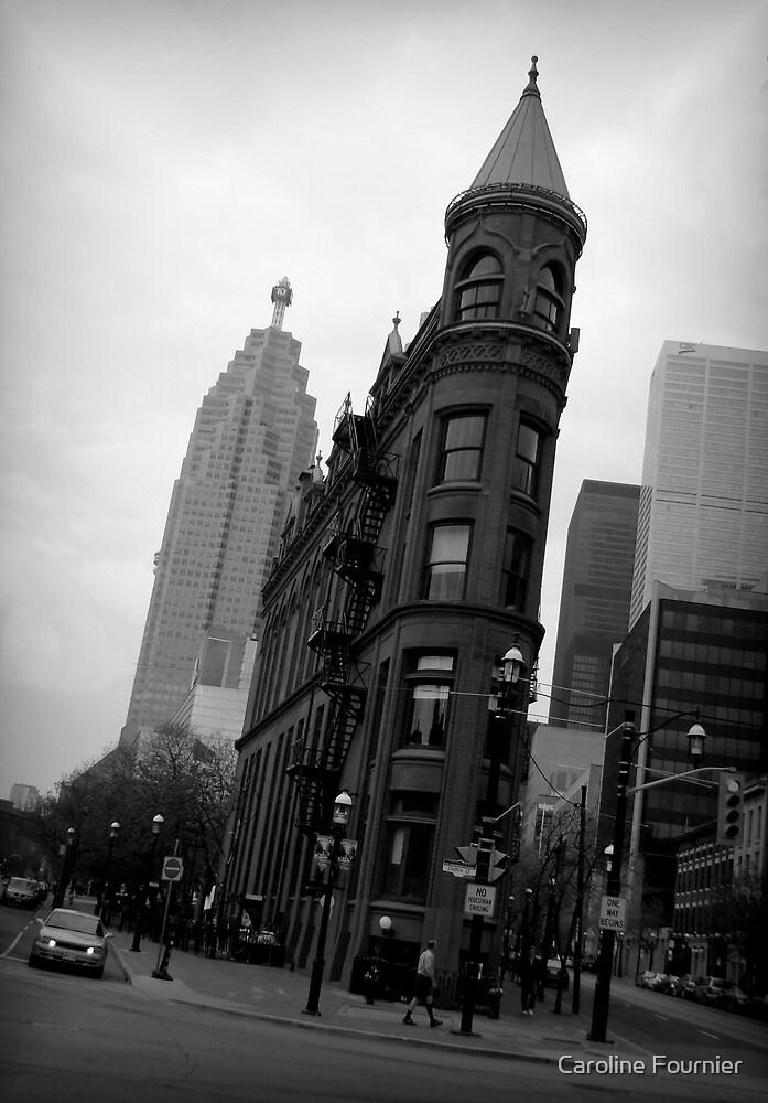 Flatiron Building by Caroline Fournier