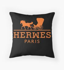 Herwes Throw Pillow