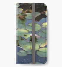 Lilypad iPhone Wallet/Case/Skin