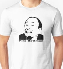 Fire Bettman Unisex T-Shirt