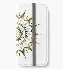"""Eco vs. Ego"" Mandala iPhone Wallet/Case/Skin"
