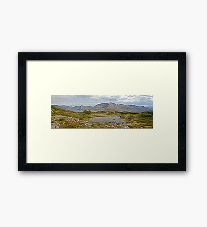 Mt. Ossa Framed Print