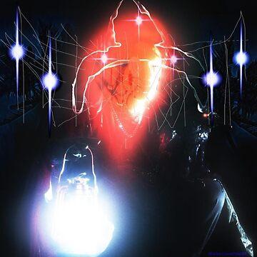 Bladee - Red Lights by brujo69
