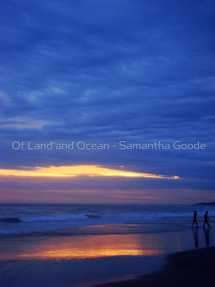 Take a Walk on the Right Side by Of Land & Ocean - Samantha Goode