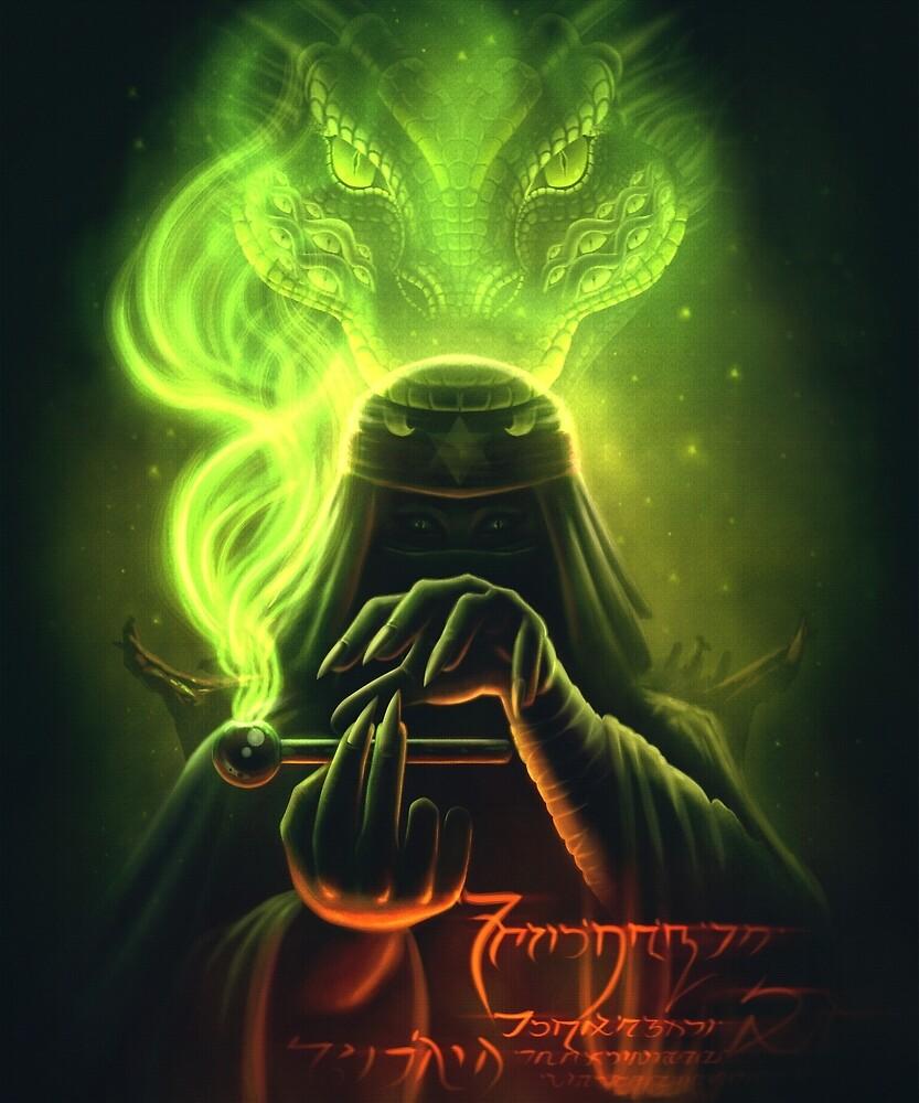 MagiciaN-N by SalviaDroid
