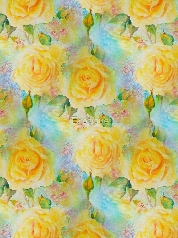 Happy roses by Exotique