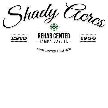 Shady Acres Rehab by chazy73