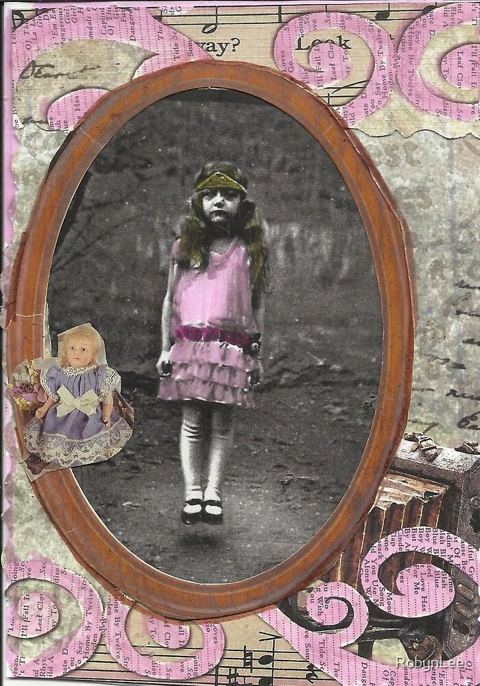 Strange Little Girl by RobynLee