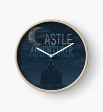 Castle Adventurer Clock
