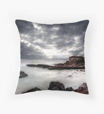 Pambula Headland Throw Pillow