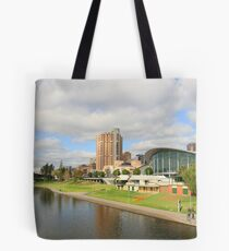 """The River Torrens, Adelaide"" Tote Bag"
