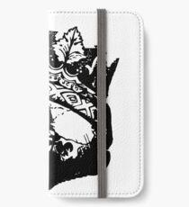 Crown Skull iPhone Wallet/Case/Skin