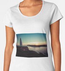 The Baltimore Beacon Women's Premium T-Shirt