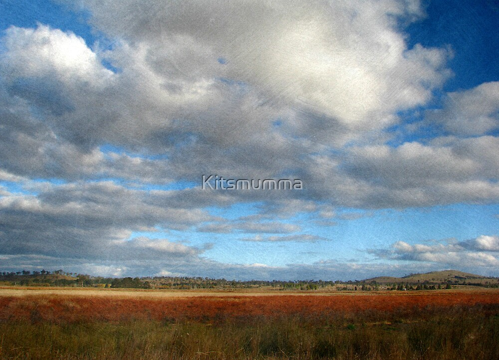 Dangars Lagoon - Northern Tablelands, NSW, Australia by Kitsmumma