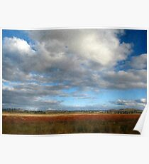 Dangars Lagoon - Northern Tablelands, NSW, Australia Poster