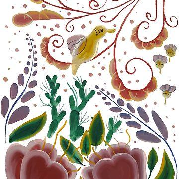 Ravlekkian folk-art by ivrona