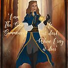 Alina_The Sun Summoner by twinkle-canvas
