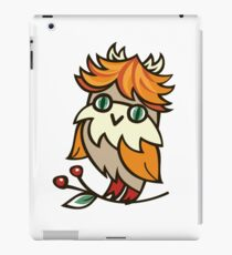 Lovely owlet iPad Case/Skin