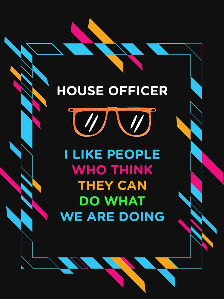 HOUSE OFFICER by zoeyecarter