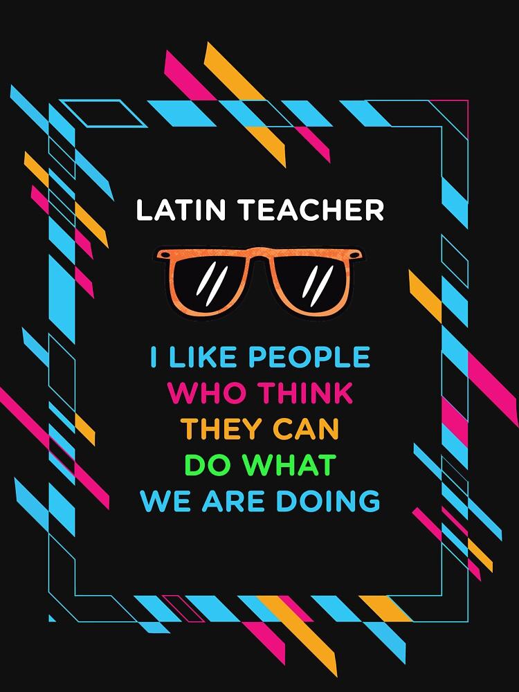 LATIN TEACHER by zoeyecarter