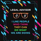 LEGAL ADVISOR by zoeyecarter