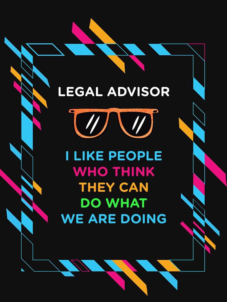 LEGAL ADVISOR by zoeyecarter