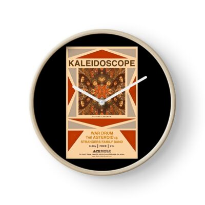 Kaleidoscope Tour Poster 5