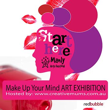 Make up your mind poster 4 by AngelaVanBoxtel