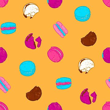 French macarons by Chuvardina