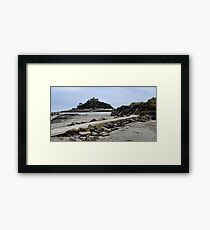 St Michaels Mount,  Cornwall Framed Print