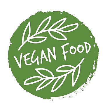 Vegan Food by thetshirtstore