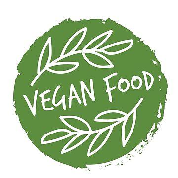 Vegan Food by thetshirtstore