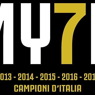 My7h Myth Campione Champions Italy 7 by ideasfinder